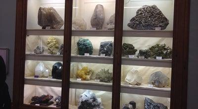 Photo of Tourist Attraction Musee de Mineralogie at 60 Boulevard Saint Michel, Paris 75006, France