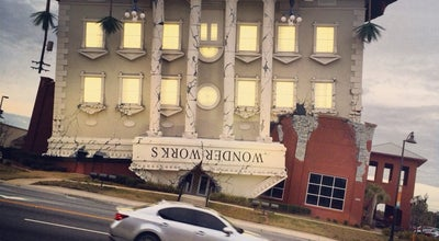 Photo of Tourist Attraction WonderWorks at 9910 Front Beach Rd, Panama City Beach, FL 32407, United States