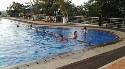 Photo of Water Park kolam Renang Sandiego Hill at Jalan Tol Jakarta - Cikampek, Telukjambe, Indonesia