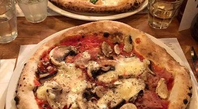 Photo of Italian Restaurant Paesano at 94 Miller Street, Glasgow G1 1DT, United Kingdom