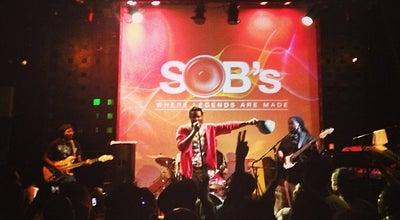 Photo of Bar SOB's at 204 Varick St, New York, NY 10014, United States