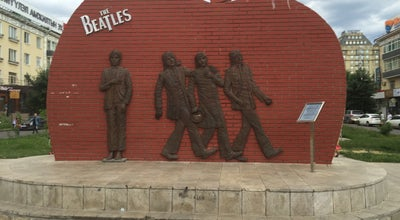 Photo of Monument / Landmark Beatles Monument at Mongolia