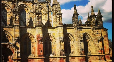 Photo of Church Rosslyn Chapel at 1 Chapel Loan, Roslin EH25 9PT, United Kingdom