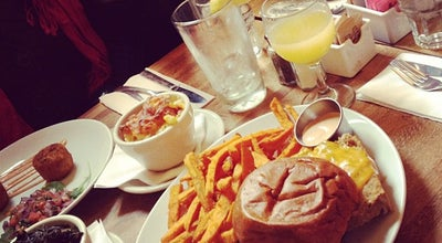 Photo of American Restaurant Peaches at 393 Lewis Ave, Brooklyn, NY 11233, United States
