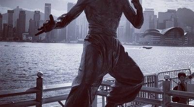 Photo of Venue Bruce Lee Statue at 星光大道, Hong Kong, Hong Kong