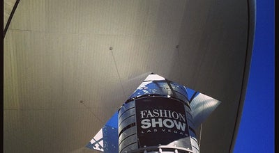 Photo of Tourist Attraction Fashion Show Mall at 3200 Las Vegas Blvd S, Ste 600, Las Vegas, NV 89109, United States