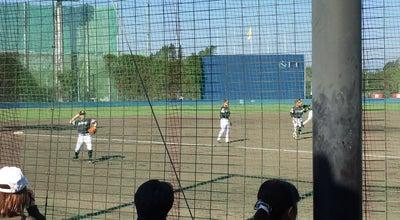 Photo of Baseball Field 生目の杜第2球場 at Japan