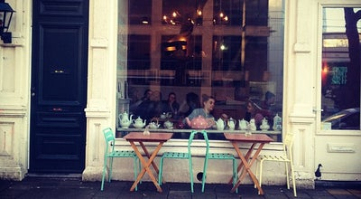 Photo of Sandwich Place Lunchroom T at Roetersstraat 4hs, Amsterdam 1018 WC, Netherlands