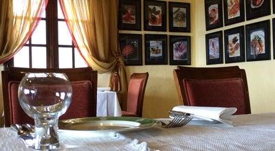 Photo of Modern European Restaurant Henrique Leis Restaurant at Rua Vale Formoso, Almancil 8135-148, Portugal
