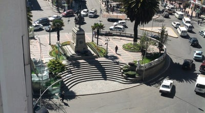 Photo of Plaza Plaza Del Estudiante at Plaza, Bolivia