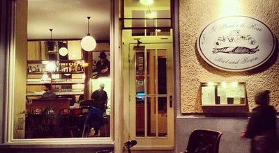 Photo of Italian Restaurant Il Pane e le Rose at Am Friedrichshain 6, Berlin 10407, Germany