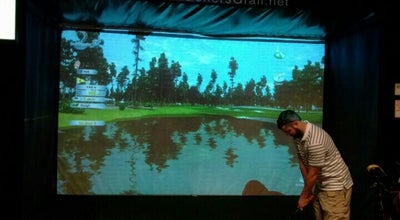 Photo of Nightclub Golfer's Grail Indoor Golf & Tap at 10019 N Dale Mabry Hwy Ste 100, Tampa, FL 33618, United States