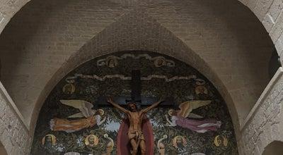 Photo of Church Chiesa a Trullo at Alberobello, Puglia, Italy