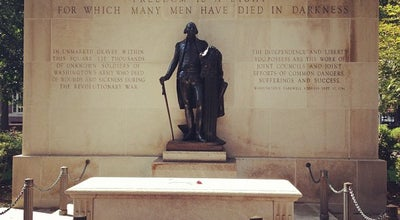 Photo of Monument / Landmark Tomb of the Unknown Soldier of the American Revolution at Washington Square, Philadelphia, PA 19106, United States
