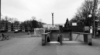 Photo of Plaza Mehringplatz at Mehringplatz, Berlin 10969, Germany