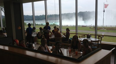 Photo of American Restaurant Top of The Falls Restaurant at Goat Island, Niagara Falls, NY 14303, United States