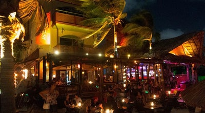 Photo of Beach Bar Fusion Beach Hotel Bar & Grill at 6th, Playa del Carmen 77710, Mexico