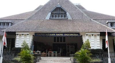 Photo of Library Perpustakaan Bank Indonesia at Mayangkara No 6, Surabaya, Indonesia