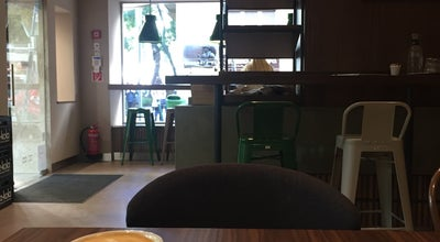 Photo of Coffee Shop My Green Cup at Pozsonyi Út 15., Budapest 1137, Hungary