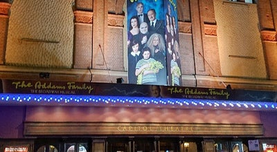 Photo of Theater Capitol Theatre at 13 Campbell St, Sydney, Ne 2000, Australia
