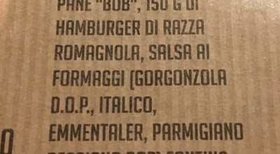 Photo of Restaurant Well Done Burger at Piazza Matteotti 11, Modena 41121, Italy
