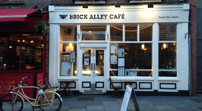 Photo of Cafe Brick Alley Cafe at 25 East Essex Street, Dublin, Ireland