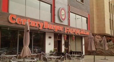 Photo of Burger Joint Century Burger | سنشري برجر at Tahlia St., Riyadh 12222, Saudi Arabia