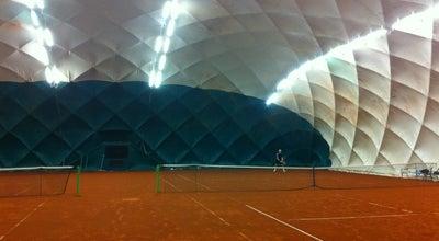 Photo of Tennis Court Tenisový klub Inter Bratislava at Trnavska Cesta 33, Bratislava 832 84, Slovakia