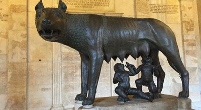 Photo of History Museum Musei Capitolini at Piazza Del Campidoglio 1, Rome 00186, Italy