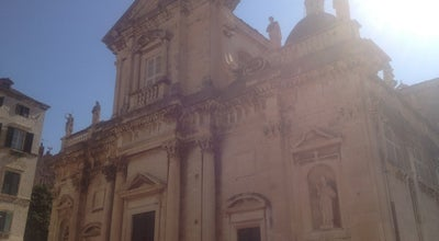 Photo of Church Dubrovnik Cathedral at Dubrovnik 20000, Croatia