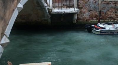 Photo of Bridge Ponte dei Barcaroli at Ponte Dei Barcaroli, Venezia, Italy