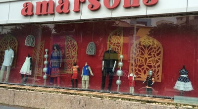 Photo of Clothing Store Amarsons Collections at 269 Linking Road, Mumbai 400050, India