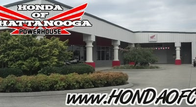 Photo of Motorcycle Shop Honda of Chattanooga at 4915 Highway 58, Chattanooga, TN 37416, United States