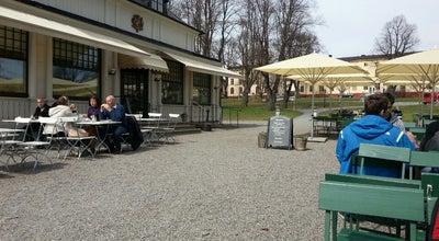 Photo of Cafe Drottningholms Slottscafé at Sweden