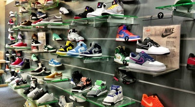 Photo of Shoe Store Size? at 33-34 Carnaby St, London W1F 7DW, United Kingdom