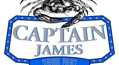 Photo of American Restaurant Captain James Crabhouse & Restaurant at 2127 Boston Street, Baltimore, MD 21231, United States