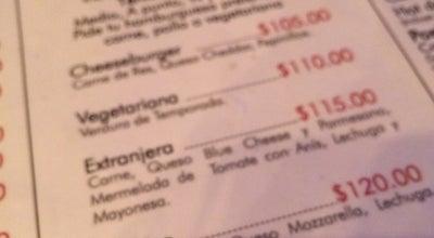 Photo of Burger Joint La Capital Burgers and Beer at Mexico
