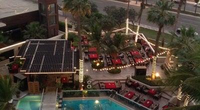 Photo of Hotel Bar Sheraton Jeddah Hotel Executive Lounge at Northern Corniche Rd, Jeddah, Saudi Arabia