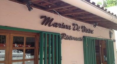 Photo of Italian Restaurant Marina di Vietri at Rua Comendador Miguel Calfat 398, Sao Paulo 04537-081, Brazil