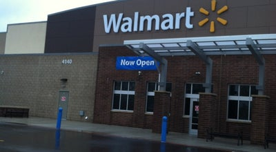 Photo of Discount Store Walmart at 4140 W Greenfield Ave, West Milwaukee, WI 53215, United States