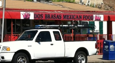Photo of Mexican Restaurant Las Brasas Taco Shop at 1890 San Diego Ave, San Diego, CA 92110, United States