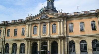 Photo of Tourist Attraction The Nobel Museum at Boershuset Stortorget 2, Stockholm 111 29, Sweden