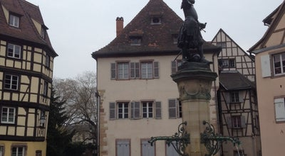 Photo of Plaza Place de l'Ancienne Douane at Place De L'ancienne Douane, Colmar 68000, France