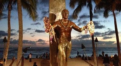 Photo of Monument / Landmark Statue of Duke Kahanamoku at Kalakaua Ave, Honolulu, HI 96815, United States