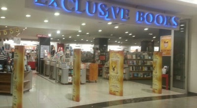 Photo of Bookstore Exclusive Books at Shop L157, Cavendish Square, Cape Town 7708, South Africa