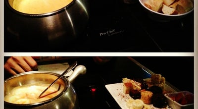 Photo of American Restaurant The Melting Pot at 475 Haywood Rd Ste 5, Greenville, SC 29607, United States