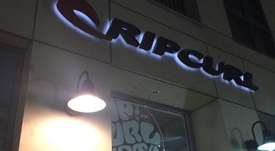 Photo of Board Shop Ripcurl at 101 5th St, Huntington Beach, CA 92648, United States