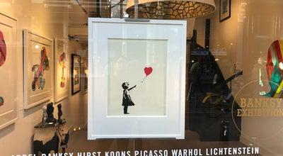 Photo of Art Gallery Lionel Gallery at Nieuwe Spiegelstraat 64, Amsterdam 1017 DG, Netherlands