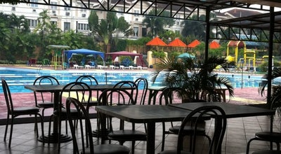 Photo of Water Park Celebrity Club Poolside at Capitol Hills Drive, Quezon City, Philippines