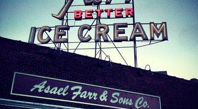 Photo of Ice Cream Shop Farr Better Ice Cream Co at 286 E 21st St, Ogden, UT 84401, United States